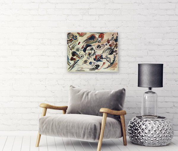 first abstract kandinsky