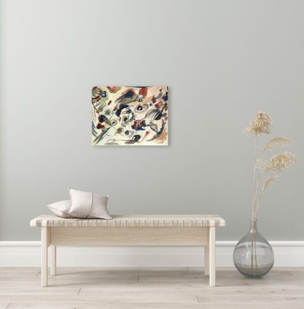 first abstract kandinsky 3