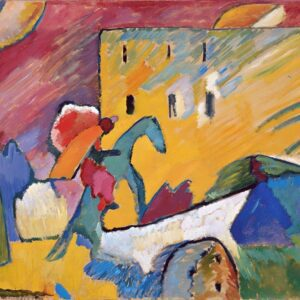 Improvisation 3 by Wassily Kandinsky
