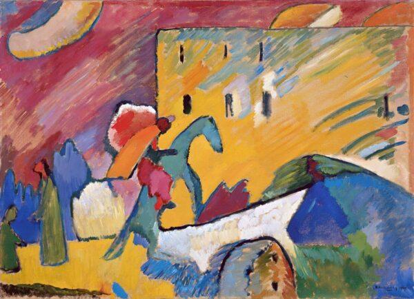 Improvisation 3 by Wassily Kandinsky