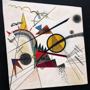 In the Black Square by Wassily Kandinsky