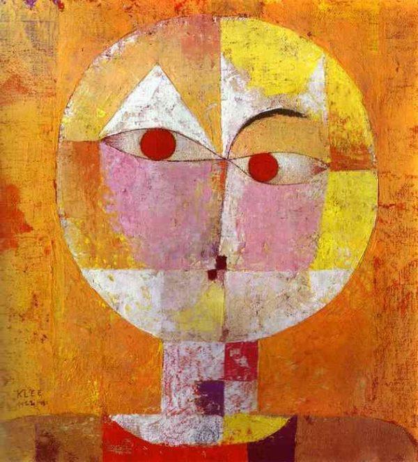 Photo of Senecio painting