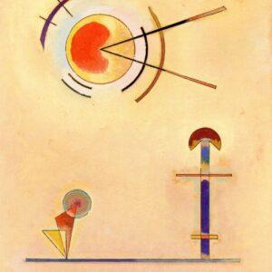 Shine by Wassily Kandinsky