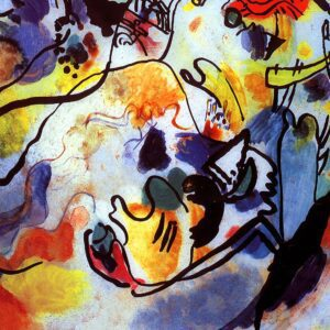 The Last Judgment by Wassily Kandinsky