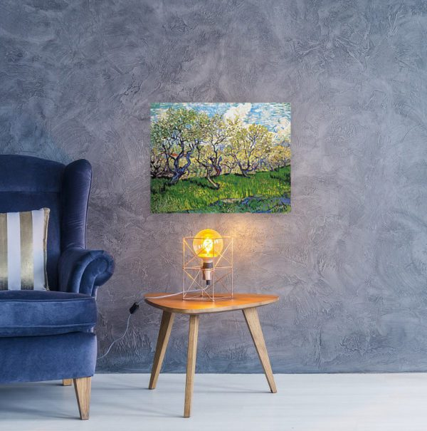Photo of Orchard in Blosom painting