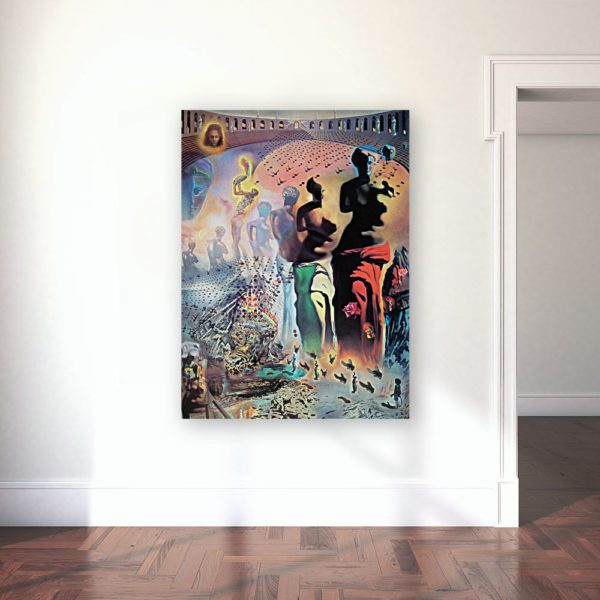 Photo of The Hallucinogenic Toreador painting in Gallery