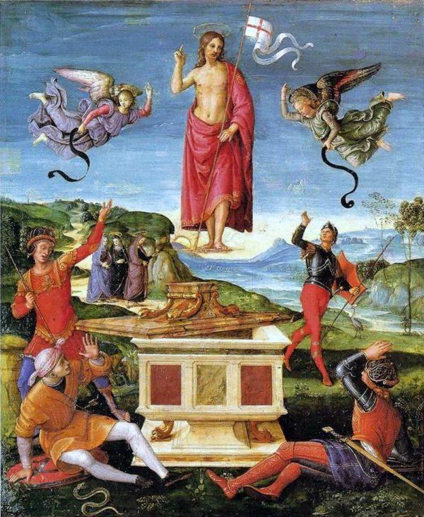 Photo of Resurrection of Christ (Raphael)