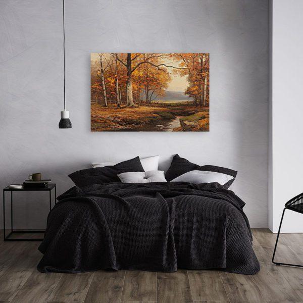 Robert Wood Painting Photo Wall Art