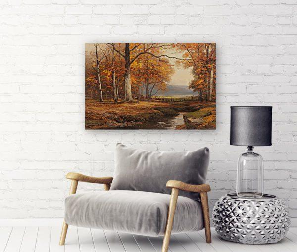 Robert Wood Painting Photo Wall Art Print