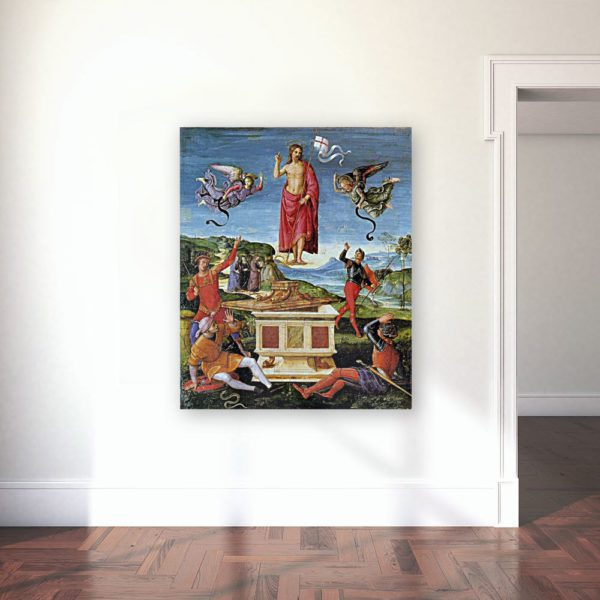 Photo of Resurrection of Christ painting