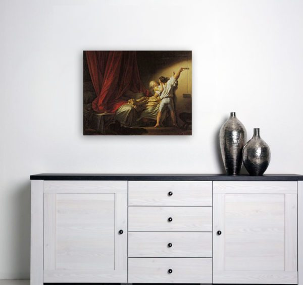 The Bolt Painting Wall Art Lavel Art Best Price