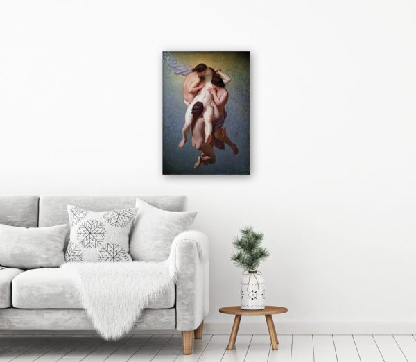 The Cursed Woman Painting Buy Canvas Print 4