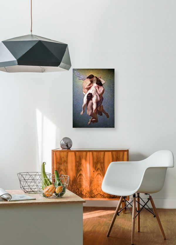The Cursed Woman Painting Buy Canvas Print 5