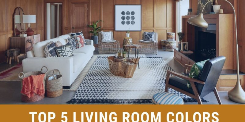Photo of Top 5 Living room colors