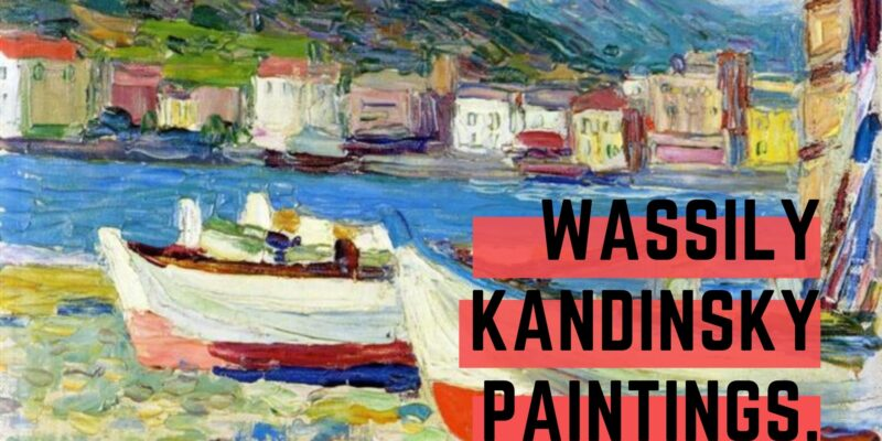 Wassily Kandinsky Paintings