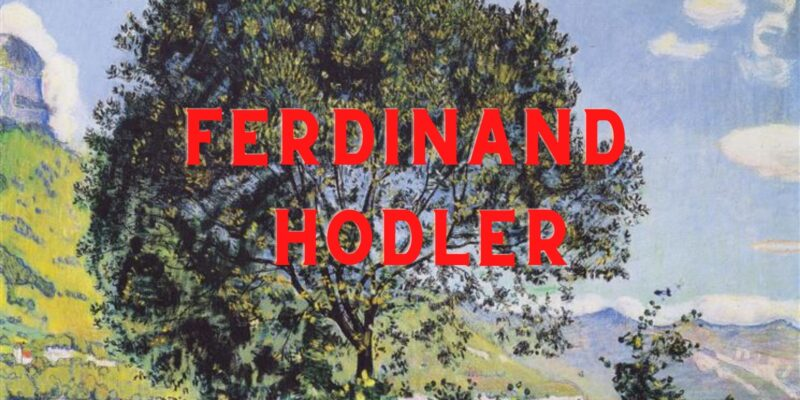 Ferdinand Hodler Paintings Compilation