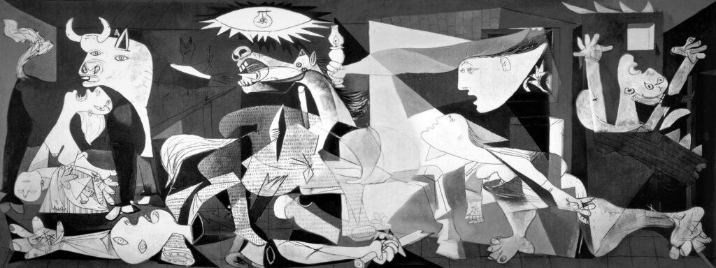 «Guernica», Pablo Picasso