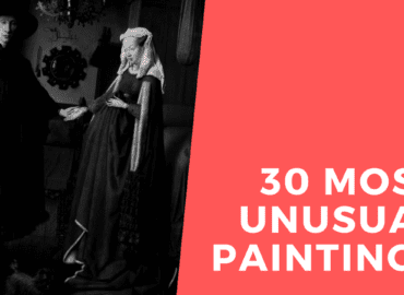 30 most unusual and strange paintings