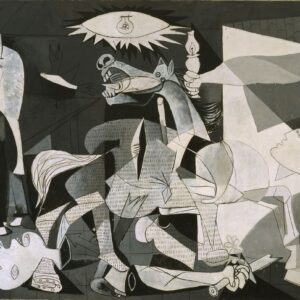 Photo of Guernica by Pablo Picasso