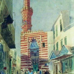 Cairo Konstantin Makovsky