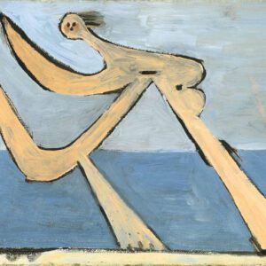 Bather By Pablo Picasso Sold for 37 mln photo art