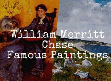 Photo of William Merritt Chase Paintings