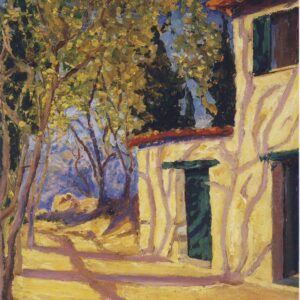 Photo of Village House in Southern France W Churchill