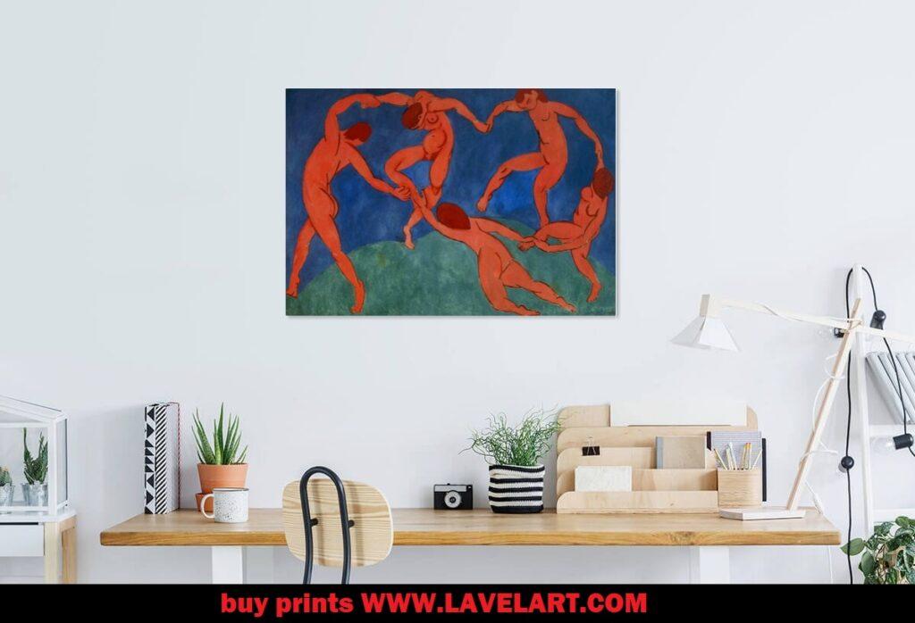 The Dance Matisse Print Photo